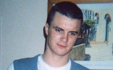 Bernard Doherty, si maling yang tewas
