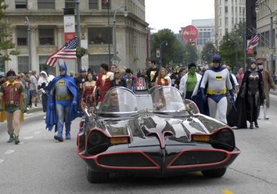 Ada Karnaval UNIK dan GOKIEL di America